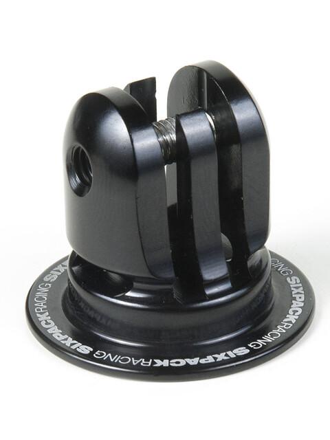 Sixpack Aheadcap Kamerahalterung black